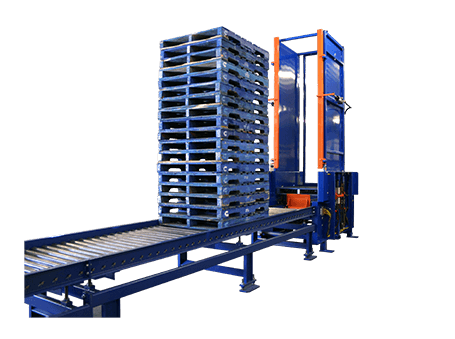 Pallet Stacking Automated Machine Systems